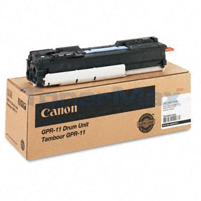 CANON GPR11 DRUM BLACK
